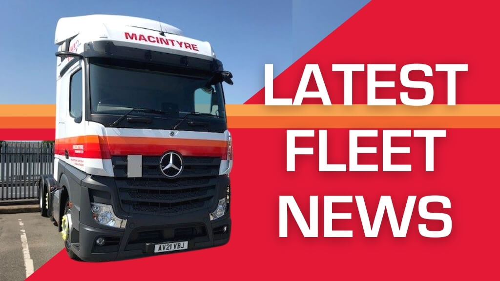 """Featured image for """"Thirty Brand New Mercedes Actros for Macintyre Transport"""""""