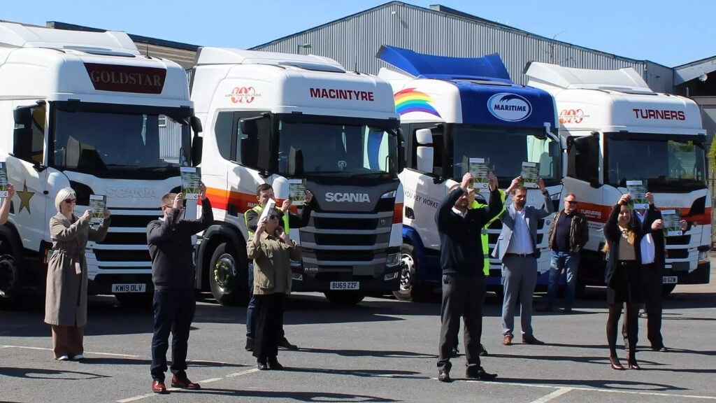"""Featured image for """"Macintyre Transport is the Latest Litter-Free Hero"""""""